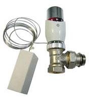 Choisir un robinet thermostatique pour radiateur - Demonter un robinet thermostatique de radiateur ...