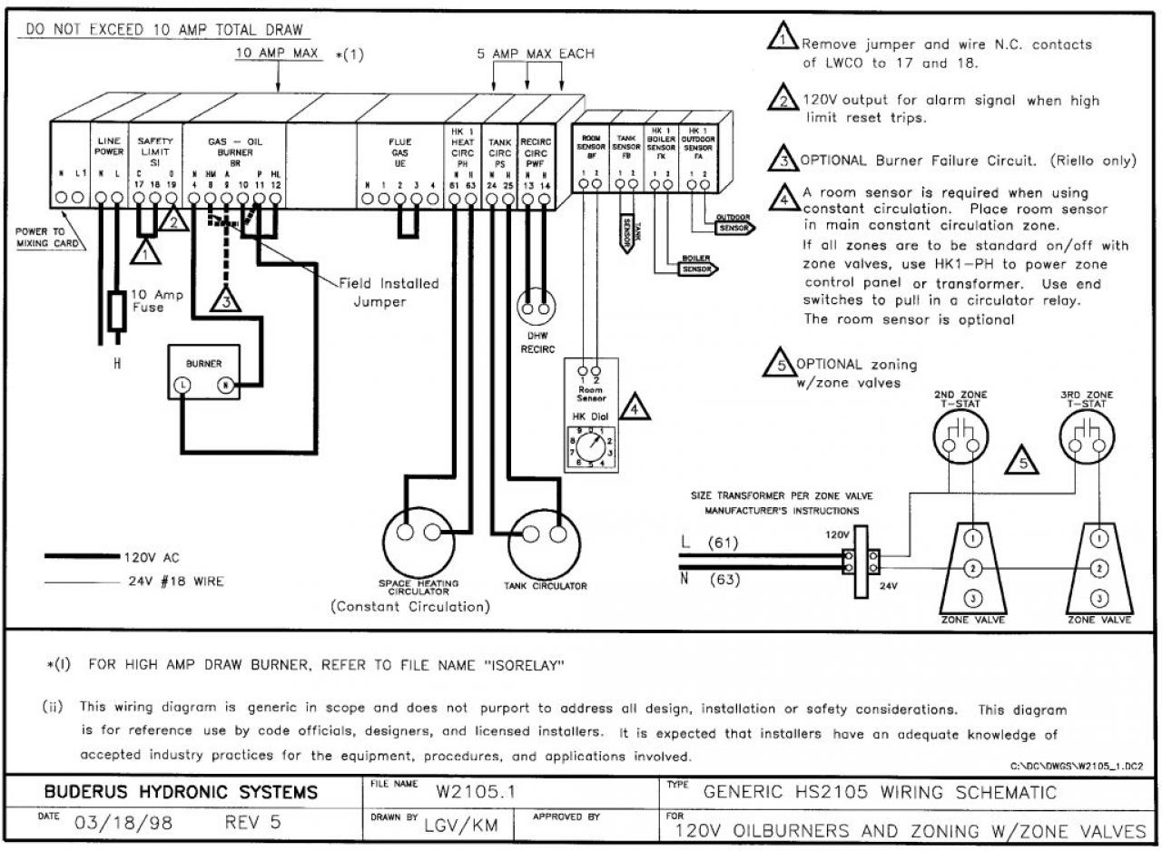 buderus logamatic 2107 wiring diagram   37 wiring diagram
