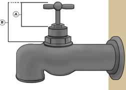 r parer les fuites d 39 un robinet de puisage. Black Bedroom Furniture Sets. Home Design Ideas