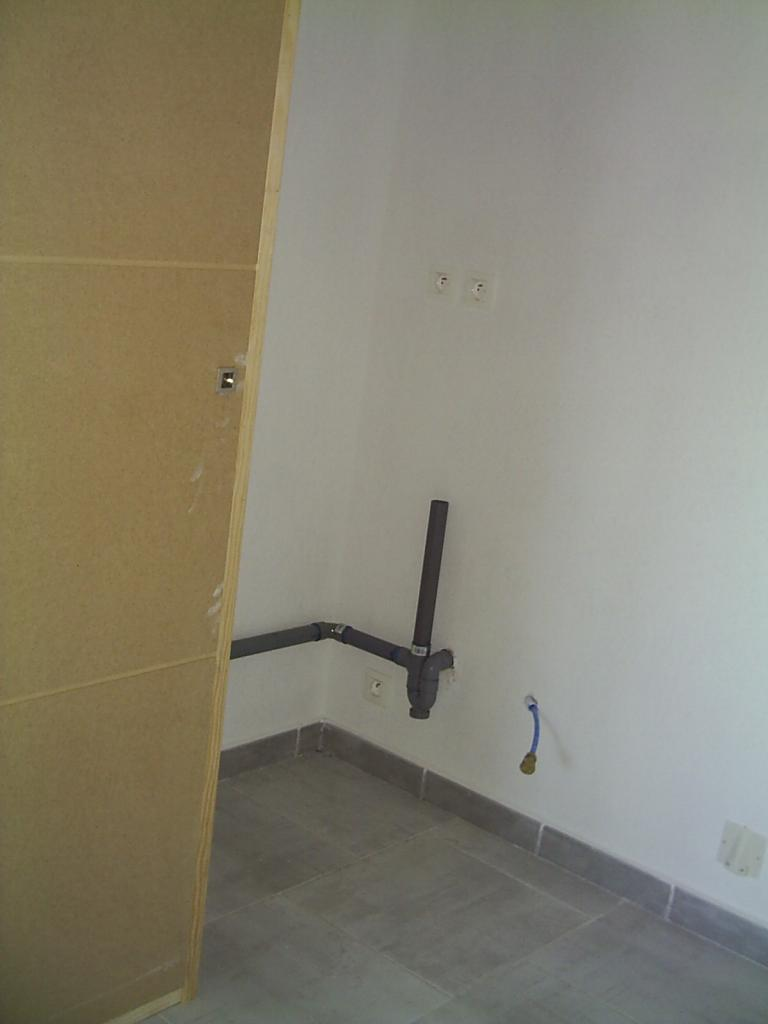 raccord vier sur siphon machine laver. Black Bedroom Furniture Sets. Home Design Ideas