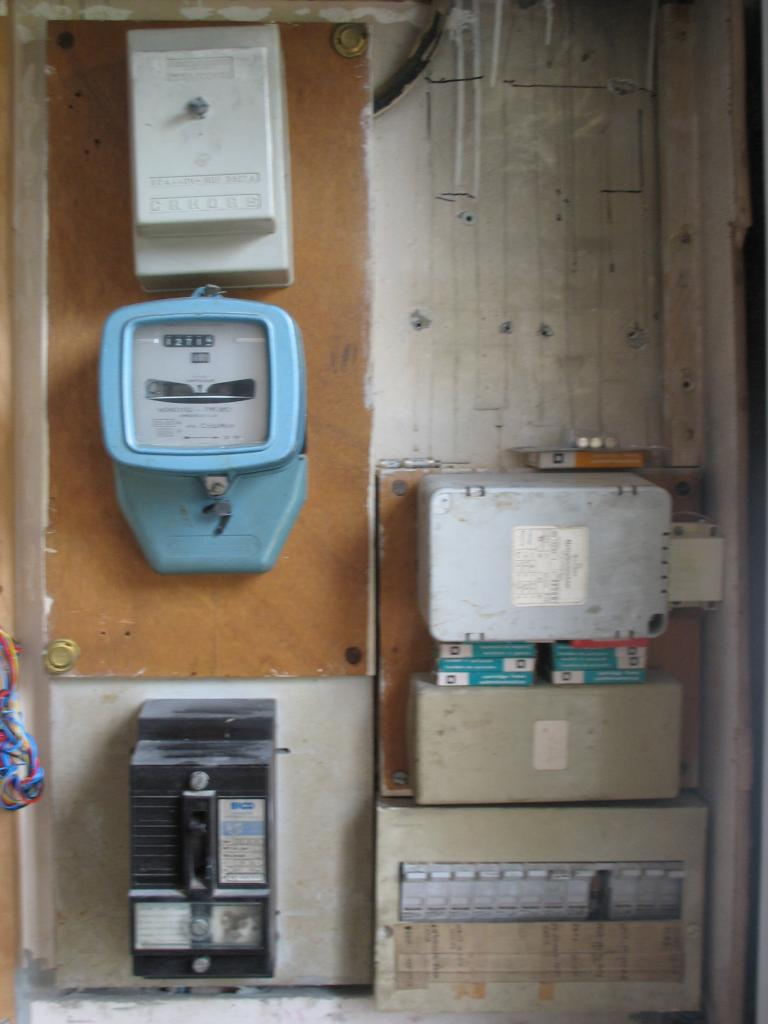 Redresseur de courant - Changer le compteur edf ...