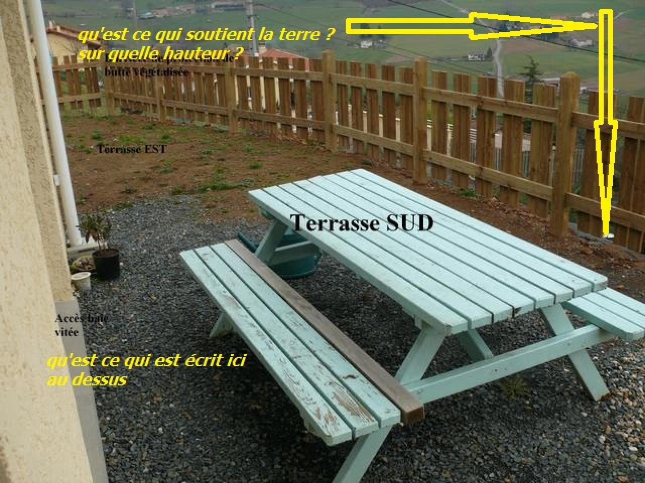 conseils pour terrasse sur sable svp. Black Bedroom Furniture Sets. Home Design Ideas