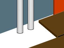 les d coupes pour poser un parquet flottant nonomichto. Black Bedroom Furniture Sets. Home Design Ideas