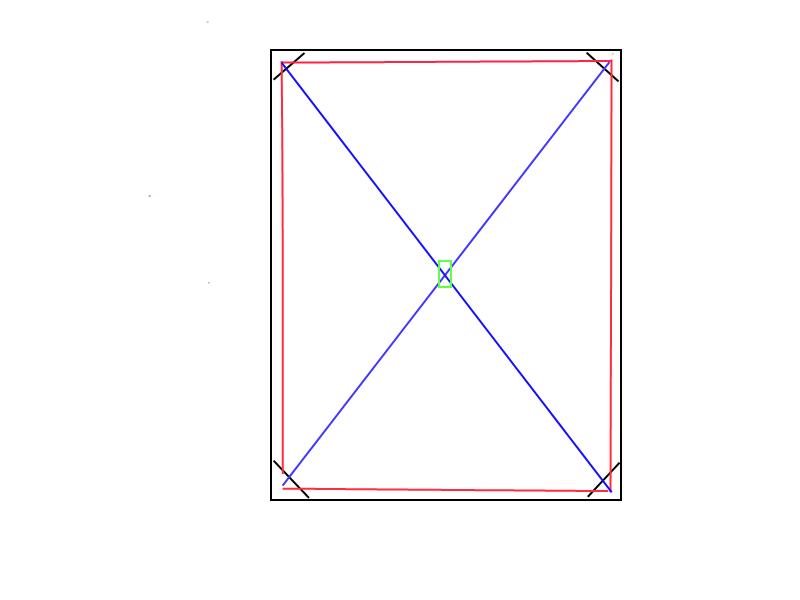 Croix de st andre naomi dominatrice - 3 8
