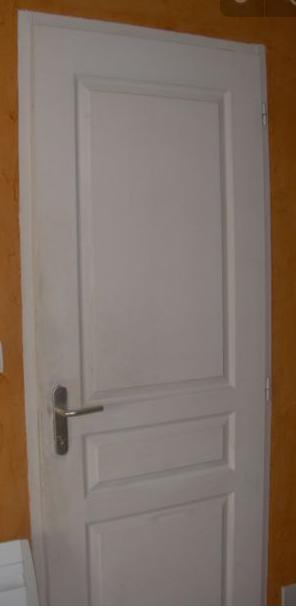 Ou trouv une porte post form e avec paumelles d cal s for Porte post formee