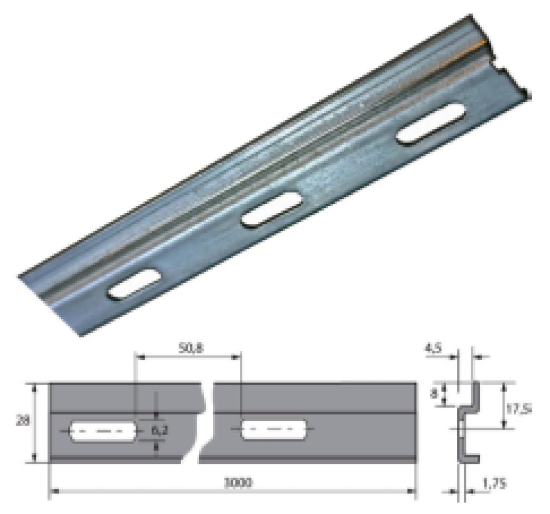 Question sur des fixations - Rail fixation meuble haut ...