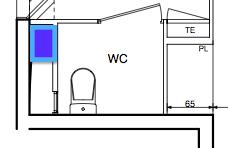 peut on r duire le coffrage d 39 une gaine technique de vmc. Black Bedroom Furniture Sets. Home Design Ideas