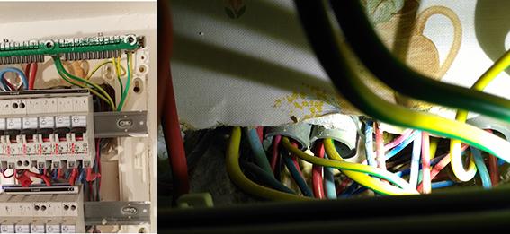 deplacer tableau electricit pour casser mur porteur. Black Bedroom Furniture Sets. Home Design Ideas