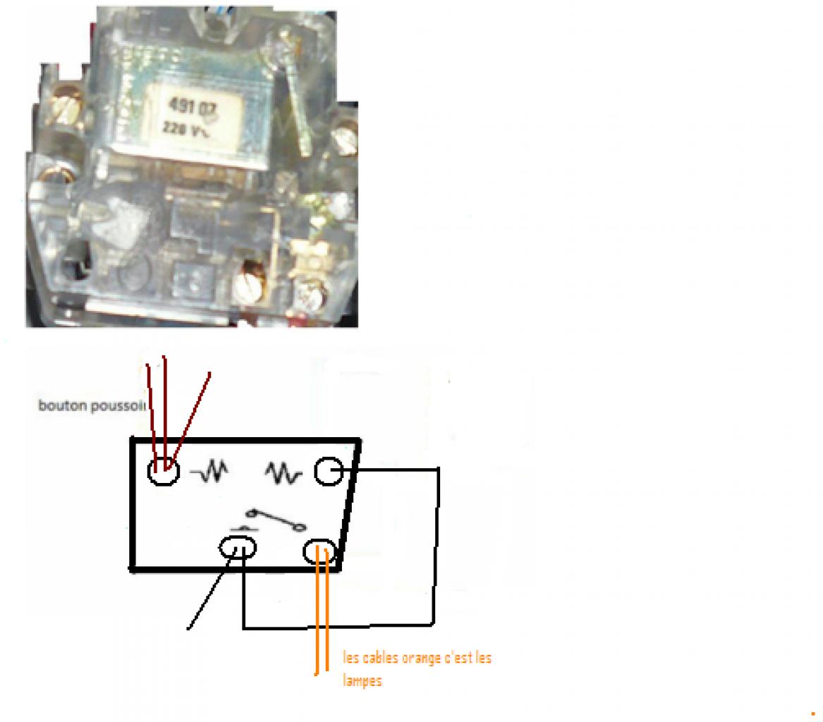 Comment remplacer le telerupteur 49107 par le 49120 - Comment marche un ouvre boite ...